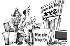 Kết quả thanh tra đột xuất các cơ sở giáo dục có dấu hiệu lạm thu