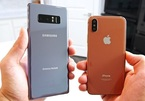 iPhone X đả bại hàng loạt siêu phẩm Android trong bài test chip