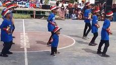 Cậu bé 3 tuổi nhảy cực sung khiến người xem ngây ngất