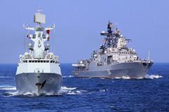 Nga - Trung bắt đầu tập trận gần Triều Tiên