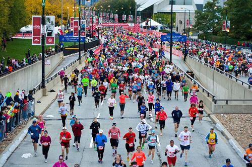 Marathon: Thể thao kết nối cộng đồng