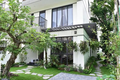 Nhà vườn đẹp như mơ của cặp đôi trẻ tuổi ở Hà Nội