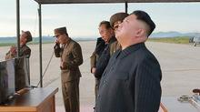 Kim Jong Un đã cho phóng bao nhiêu tên lửa?