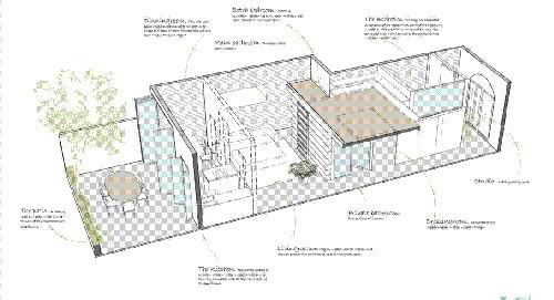 chung cư Hà Nội, cải tạo nhà, nội thất