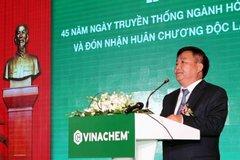 Điểm danh loạt sếp Vinachem bị kỷ luật vì làm lỗ 4.200 tỷ