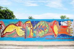 Nghệ sĩ nổi tiếng thế giới thiết kế tranh trên Con đường gốm sứ
