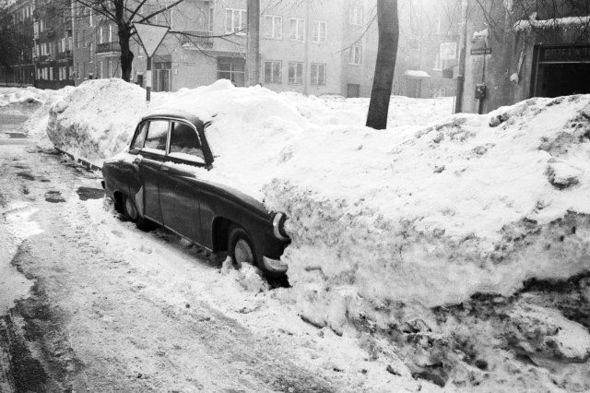 Mùa đông 2017 có thể lạnh nhất trong hơn 100 năm qua