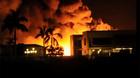 Cháy lớn tại công ty nhựa Tiền Phong ở Hải Phòng