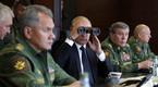 Tổng thống Putin thị sát tập trận Zapad 2017