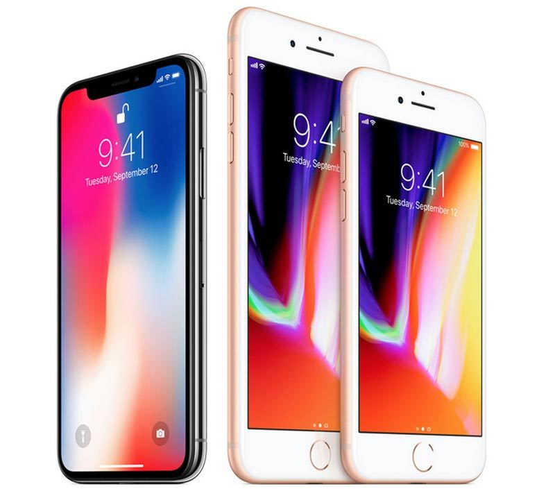 iPhone X,iPhone 8,iPhone 8 Plus,Apple,smartphone