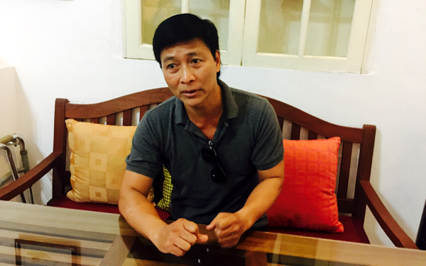 Diễn viên Quốc Tuấn từ chối nhận tiền ủng hộ cho con trai