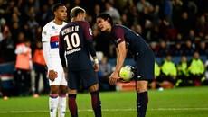 Neymar và Cavani đánh nhau, Hazard đá đểu Mourinho