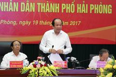 Thủ tướng yêu cầu Hải quan Hải Phòng báo cáo việc nhận phong bì