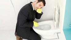 Mẹo khử mùi hôi nhà vệ sinh đơn giản