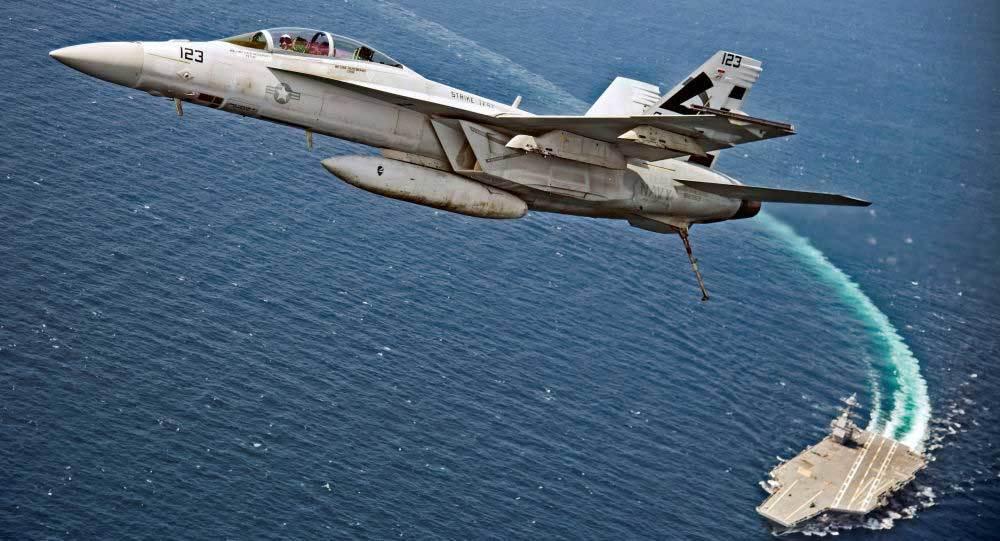 không chiến, Mỹ, Syria, phi công, hải quân