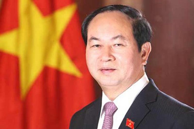 Chủ tịch nước Trần Đại Quang, Trần Đại Quang, Liên Hợp quốc
