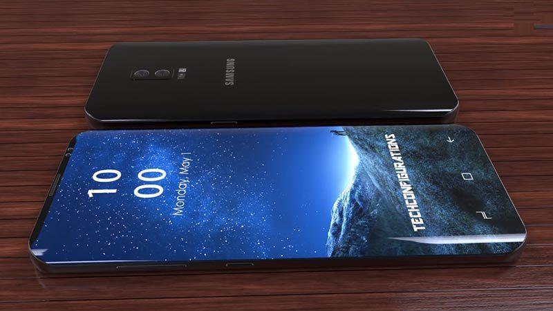 Galaxy S9,Samsung,iPhone X,smartphone