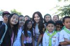 Hoa hậu Jennifer Chung ước mơ lập quỹ từ thiện riêng