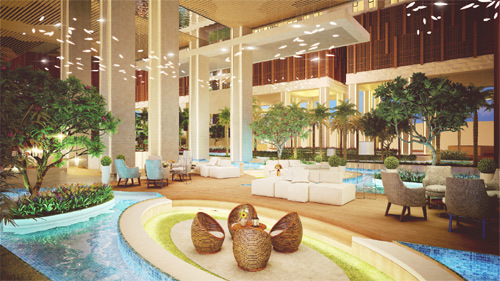 River Panorama - chuẩn căn hộ nghỉ dưỡng khu Nam TP.HCM