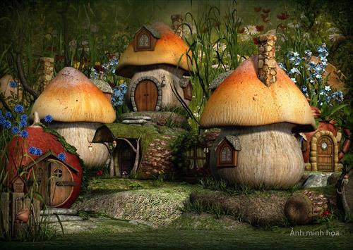 Lạc vào xứ sở thần tiên Coco Wonderland Resort