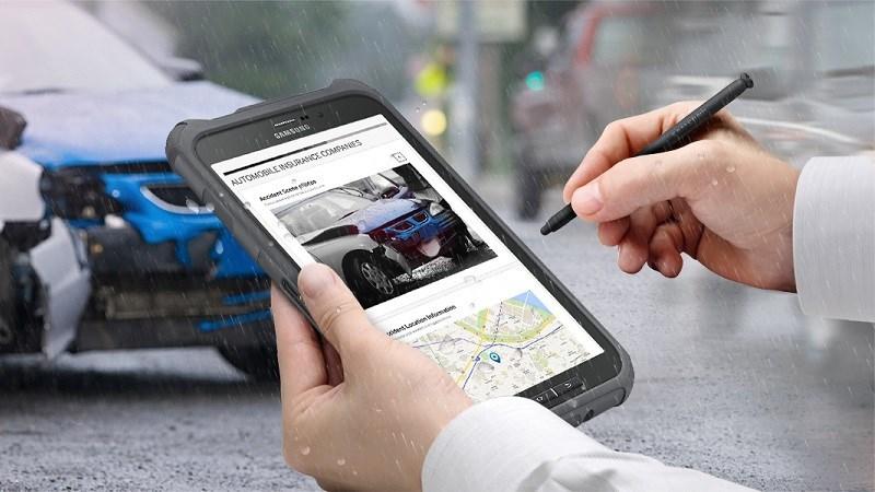Galaxy Tab Active 2, Samsung, Máy tính bảng, Tablet