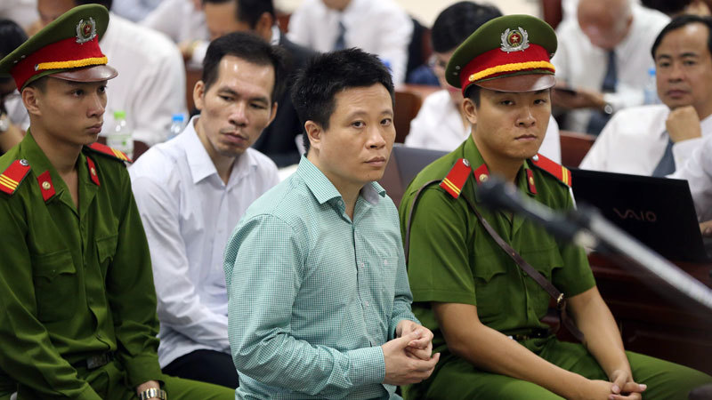 'Tâm sự' của Hà Văn Thắm với 'anh bạn cùng buồng giam'