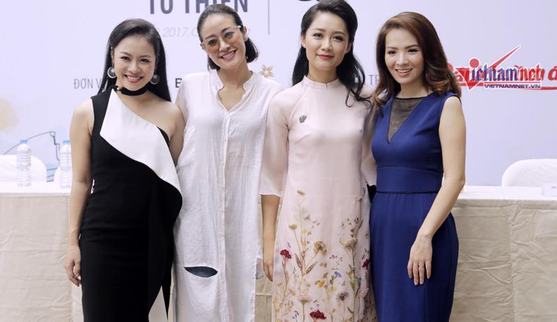 Lần đầu tiên 30 biên tập viên của VTV làm người mẫu
