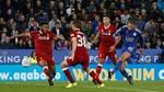 Leicester đá Liverpool bay khỏi Cúp Liên đoàn Anh