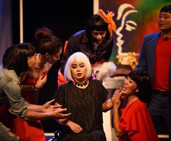 hài kịch, sân khấu
