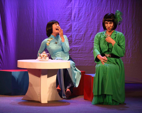Chuyện bi hài về phẫu thuật thẩm mỹ lên sân khấu kịch