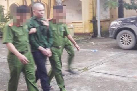 tử tù, tử tù trốn trại, Hà Nội, trại giam T16, Bộ Công an,Thọ sứt