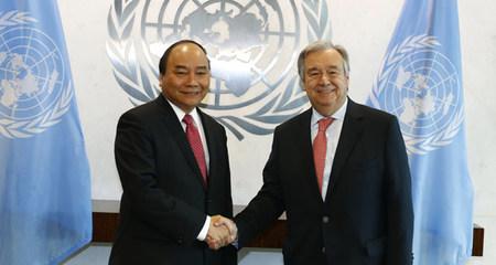 Việt Nam đã thể hiện là một thành viên chủ động, tích cực
