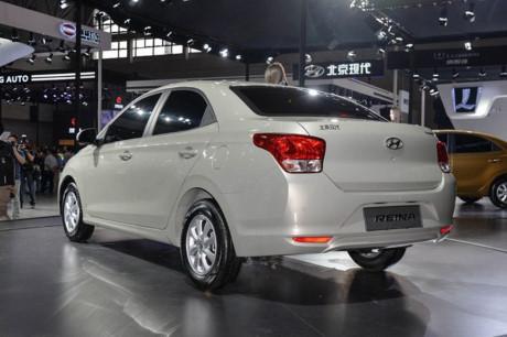 Ô tô Hyundai giá 172 triệu đồng