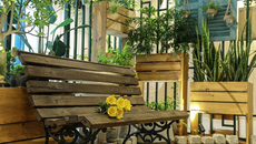 Loggia Anland - Điểm cộng trong thiết kế xanh