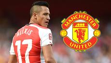 MU tung chiêu độc, cướp Alexis Sanchez trước mũi Man City