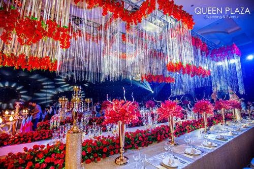Khai trương Trung tâm tiệc cưới Queen Plaza Luxury