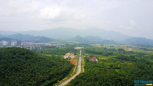 Ngàn tỷ đồng 'chết dí' tại dự án Đại học Quốc gia Hà Nội (Hòa Lạc)