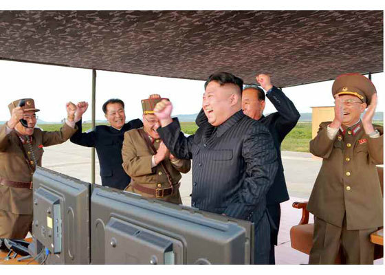 Triều Tiên, vũ khí hạt nhân, Trung Quốc, cường quốc