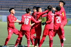 Chơi thiếu người, U16 Việt Nam vẫn vùi dập U16 Campuchia