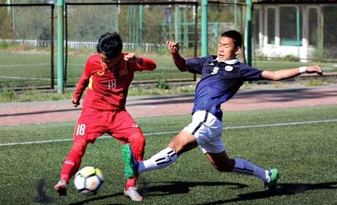 U16 Việt Nam 5-2 U16 Campuchia