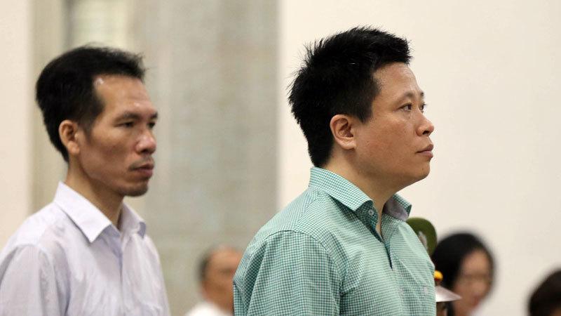 Đại án Oceanbank: Nước mắt lã chã của những người đàn ông