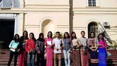 175 suất học bổng học tập tại châu Âu và ASEAN cho sinh viên
