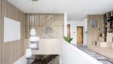 Thiết kế ngôi nhà độc đáo giúp quanh năm ngập ánh sáng
