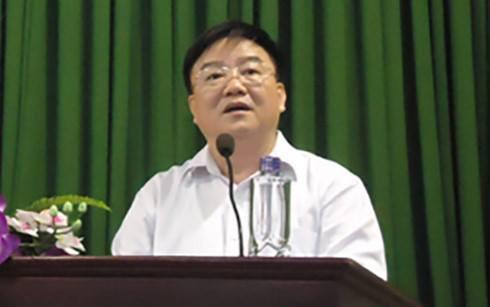 Vụ Tây Nam Bộ, Nguyễn Phong Quang, kỷ luật ông Nguyện Phong Quang, Nguyễn Anh Dũng