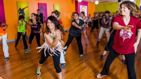Hãy khiêu vũ để giảm cân được hiệu quả