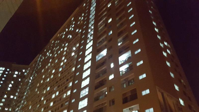 Nghi rơi từ tầng 19 chung cư, người phụ nữ tử vong