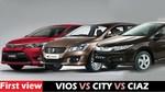 Ô tô Suzuki giảm gần 100 triệu, giành khách Honda City, Toyota Vios