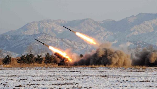 Vì sao Mỹ không bắn hạ tên lửa Triều Tiên?