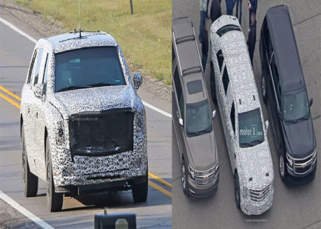 Siêu xe Cadillac mới của Tổng thống Donald Trump lộ diện