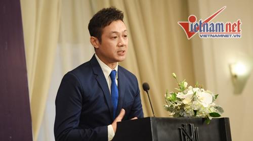MC Anh Tuấn suýt khóc khi đối diện với bố ruột